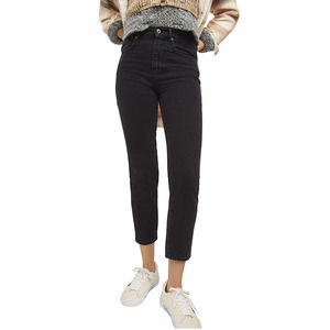 Free People Black Stovepipe Jeans 27 NWT